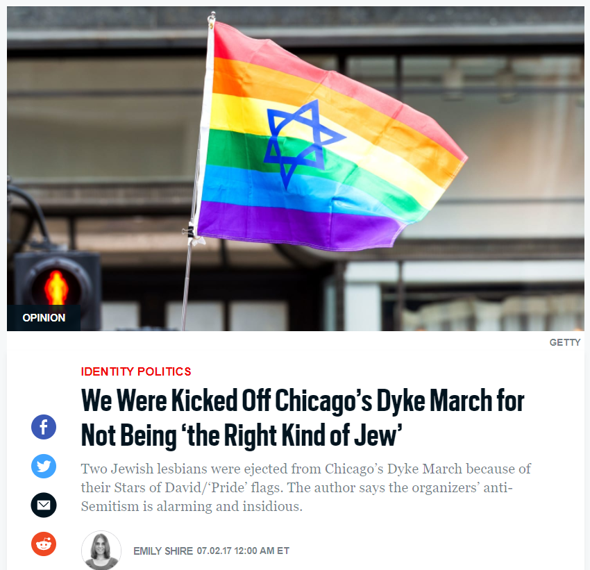 How Liberal Zionists Are Causing Deep Schisms In The American Left