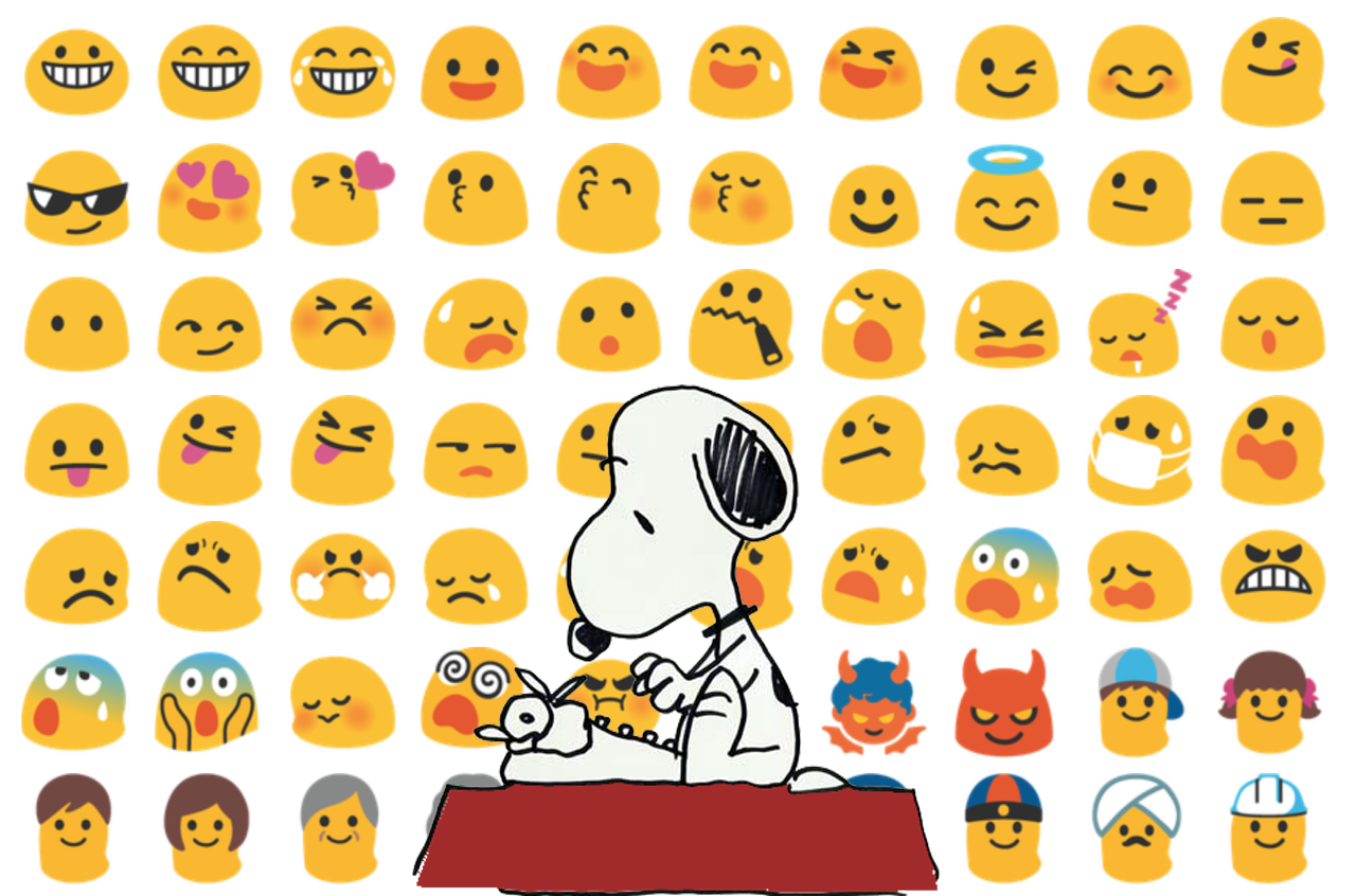 Textdrawable To Display Emojis And Unicode Characters In Android