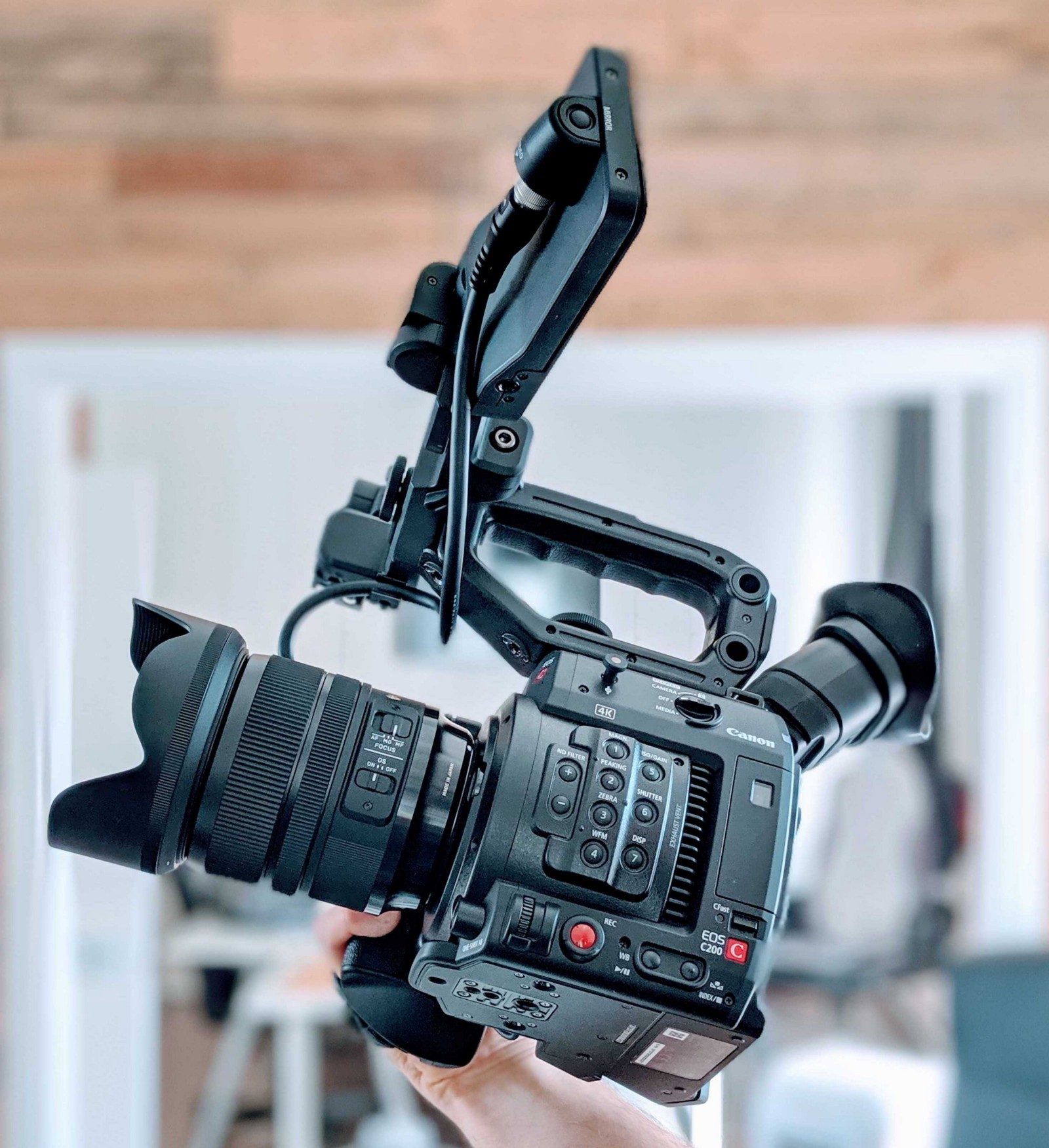The Canon C200: Why did we just buy one and abandon 7 years