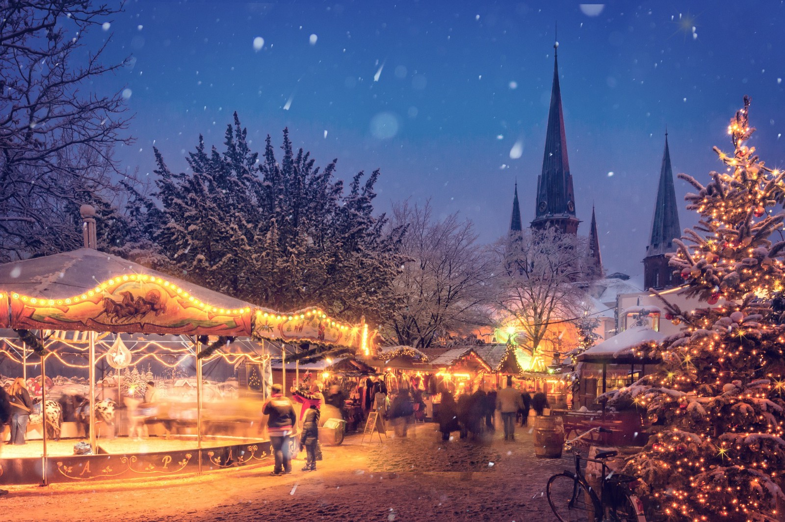 experience the magic of christmas on germanys danube river - Christmas On The River