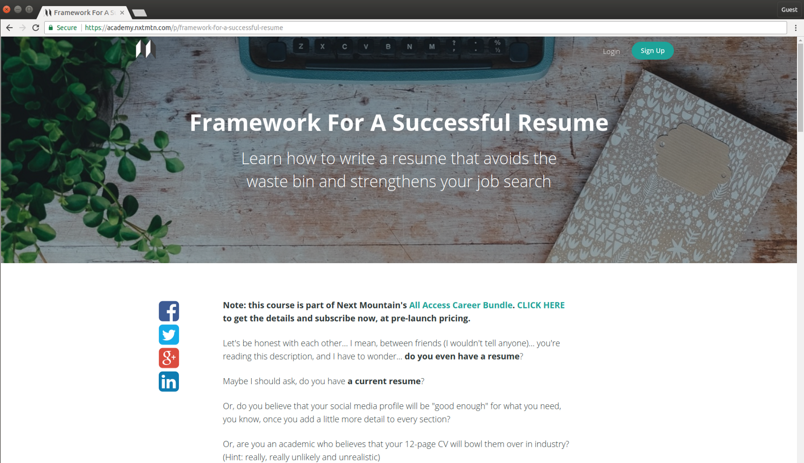 how do online courses work