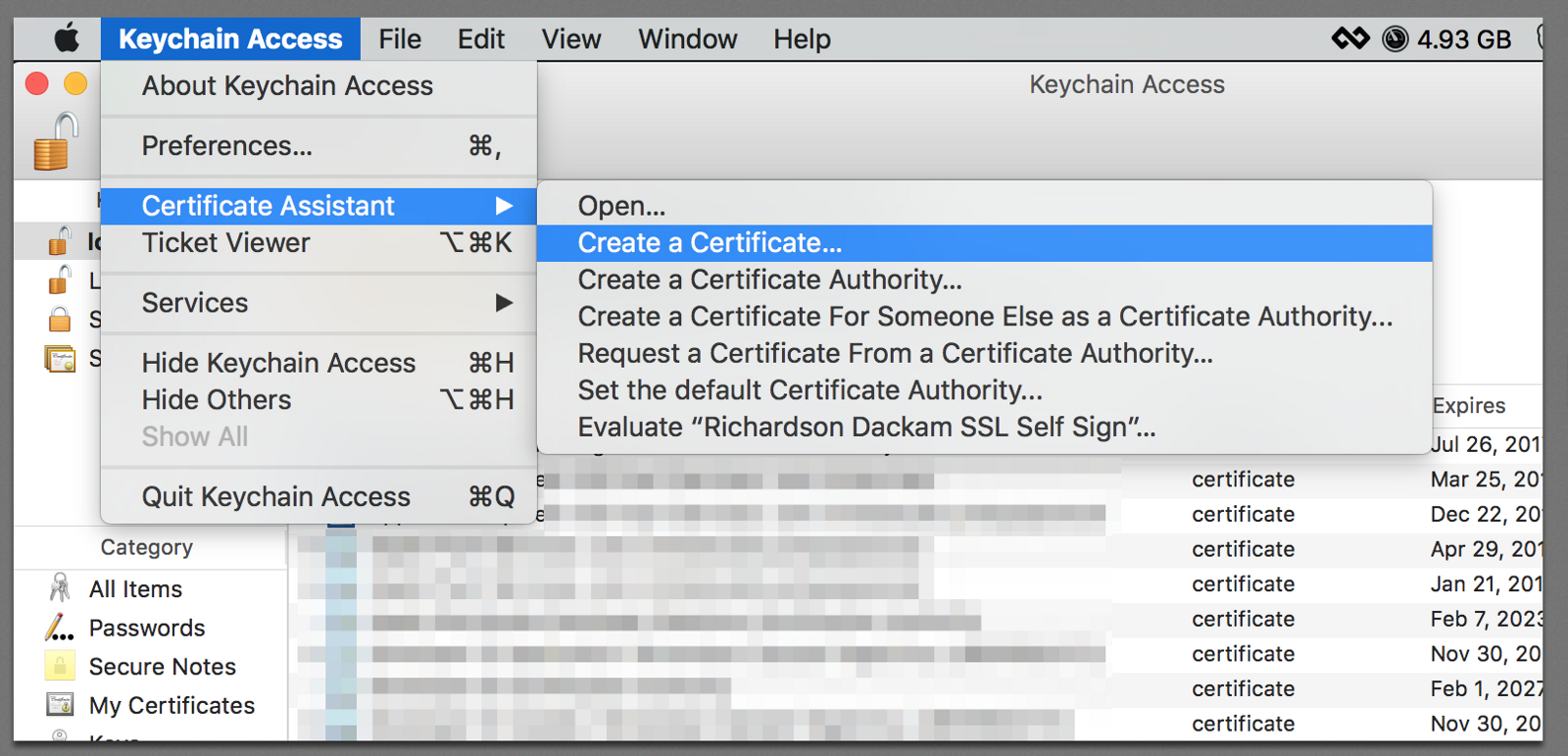 The Quick And Easy Way To Resolve Openssl Certificate Issues On Mac Osx