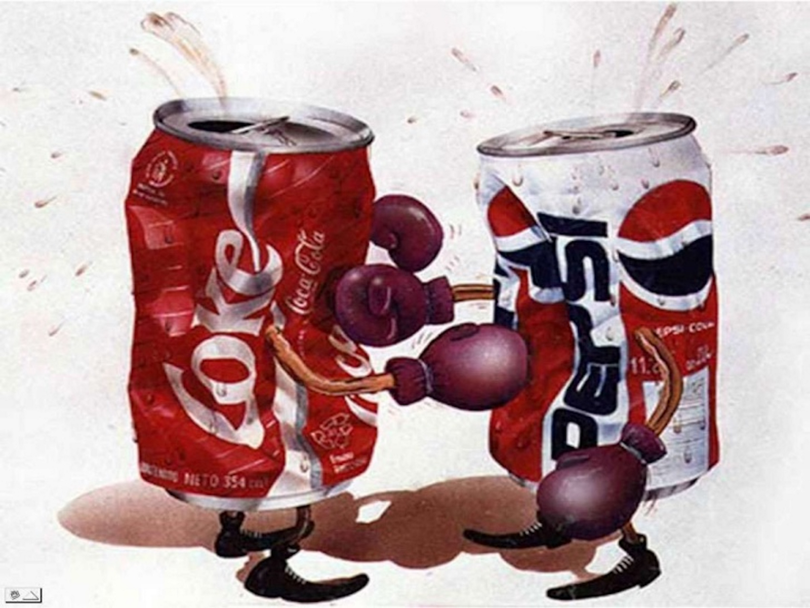 coke vs pepsi case study solution Educators can login to view a free inspection copy of this case cola wars continue: coke and pepsi in 2010 ref 9-711-462 teaching note ref 5-711-531.