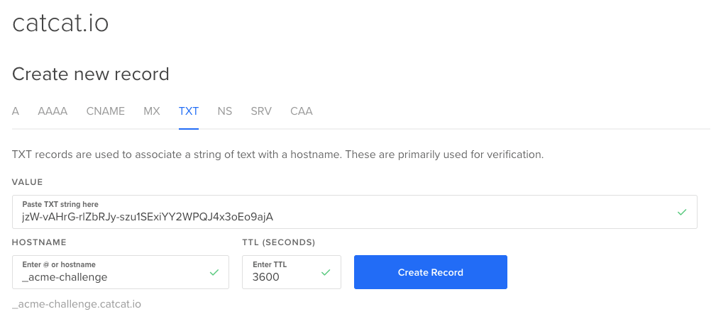 🤖 How to get Certbot wildcard certificates – gitconnected | Become ...