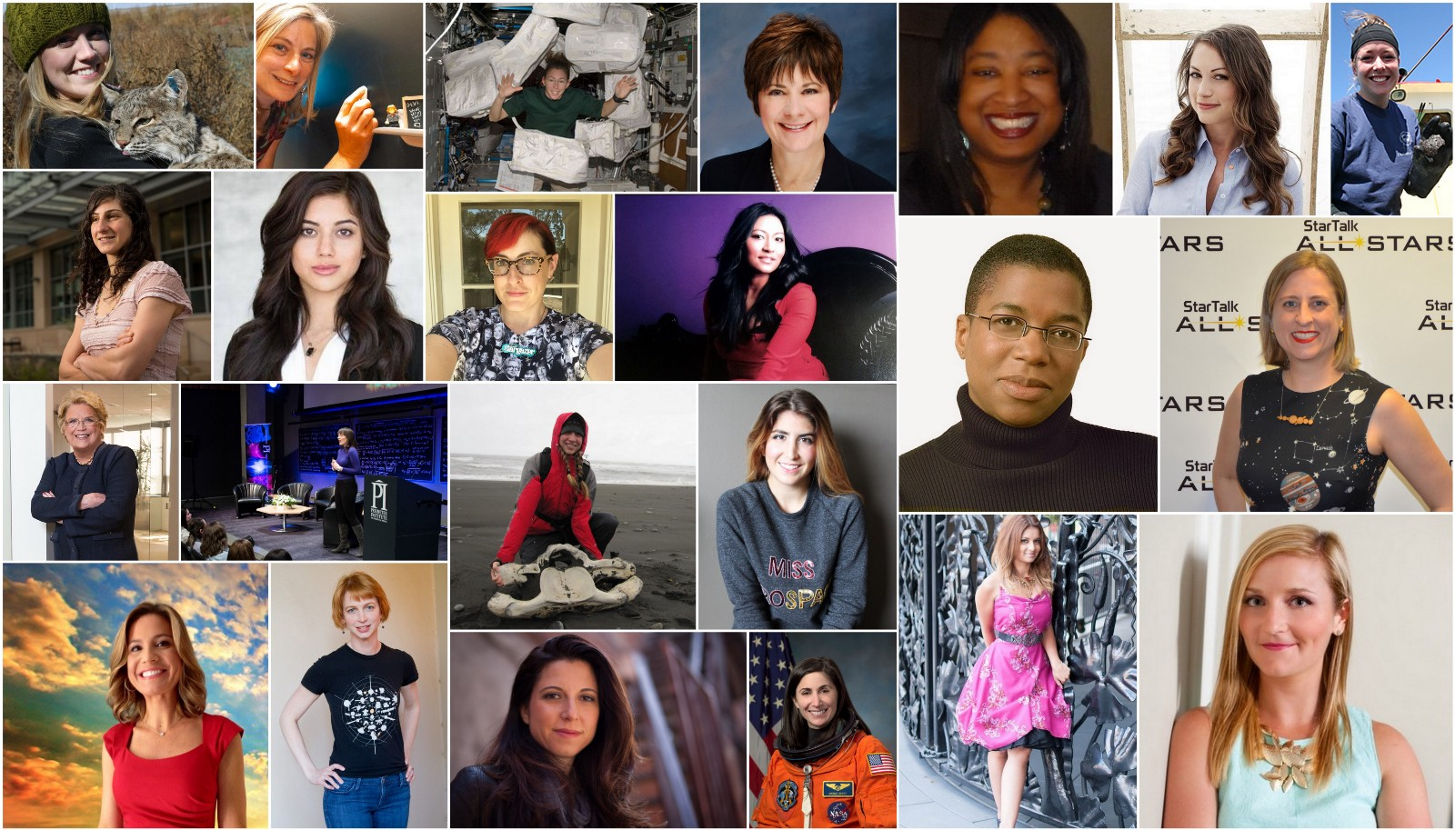 620ad8430d82 Women in Science You Should Be Following On Social Media