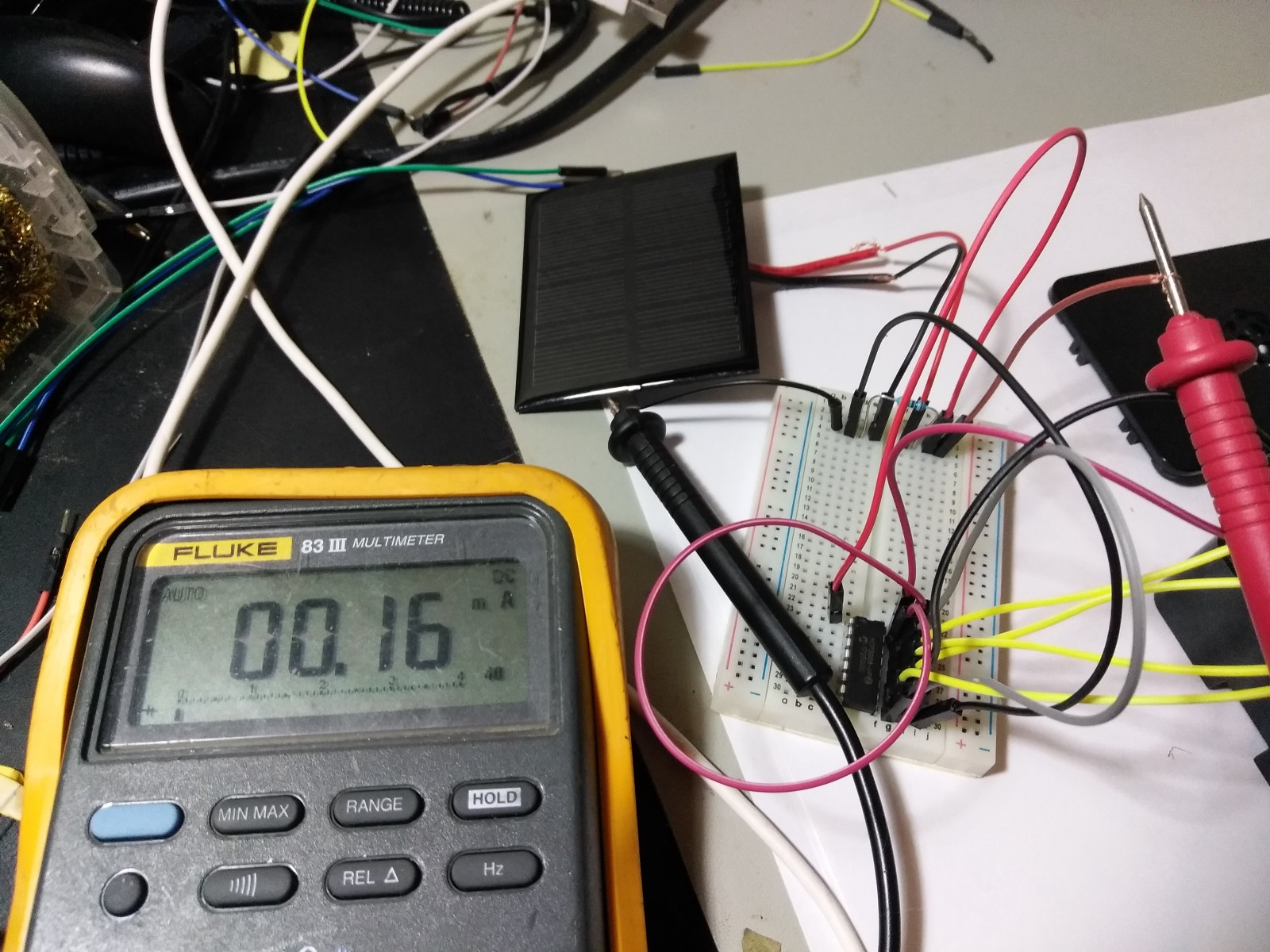 How To Connect A Solar Panel Raspberry Pi Jacob David C Wiring Cable Panels In Series Then With W Av The Power Produced By Is 00000256w Or 00256mw