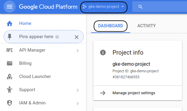 How To Create Cloud Platform Projects Using The Google Cloud