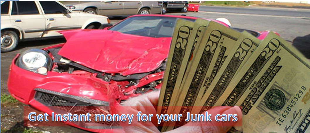 Money for Junk Car is instantly received – JunkCarsCash – Medium