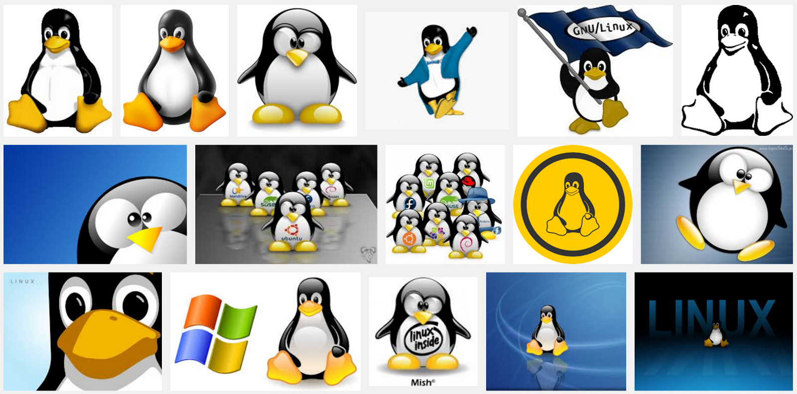 How Tux The Penguin Ruined It For Linux Piss Io