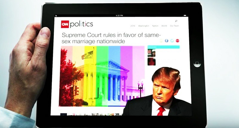 On Day 1 President Donald Trump will take away Rights of The LGBTQ Community!