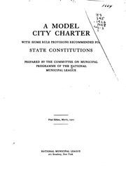 When society and technology changes fast and hard, cities rewrite their constitutions. Informatics is often a concurrent force.