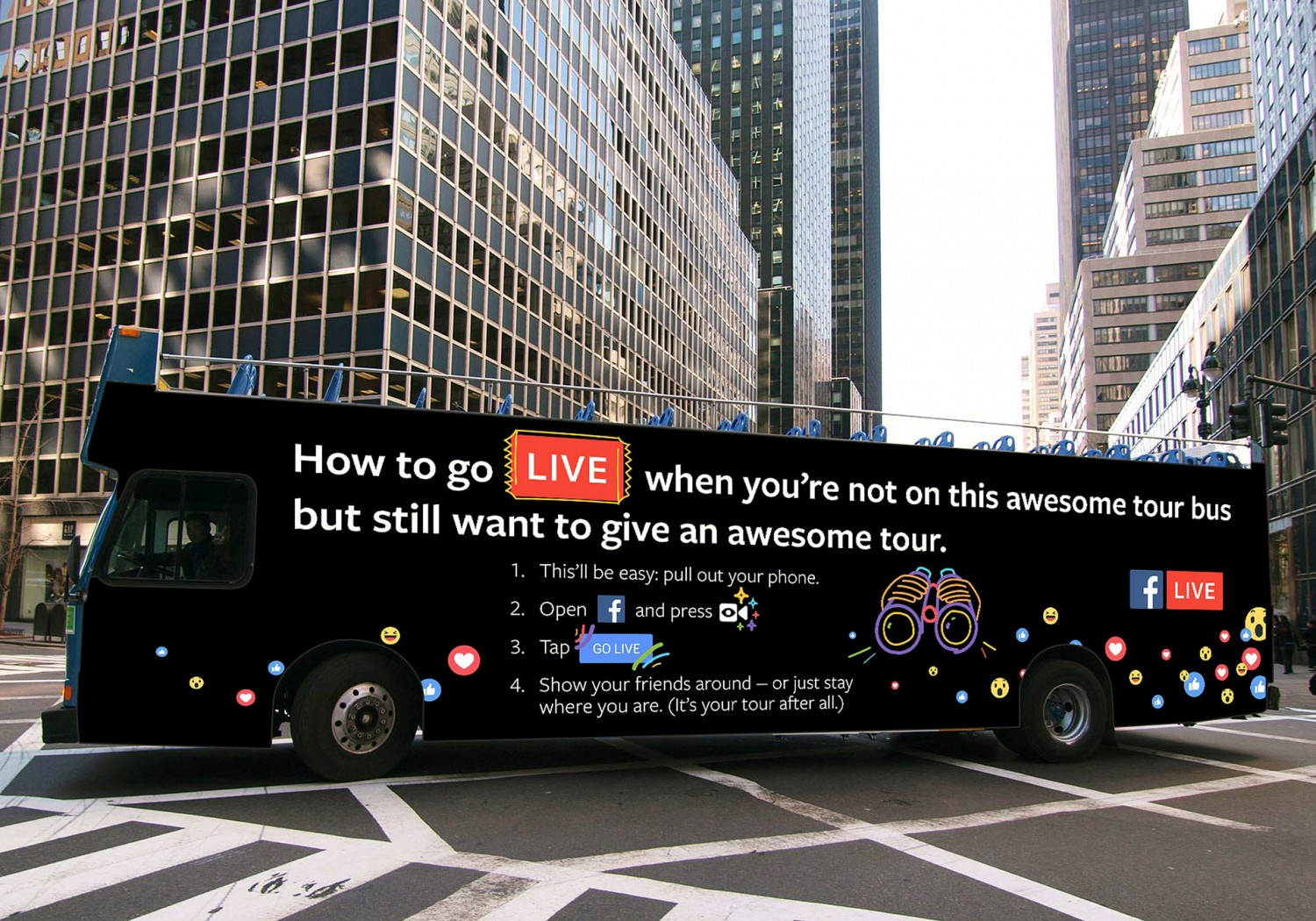 How to integrate Facebook Live into your Marketing strategy