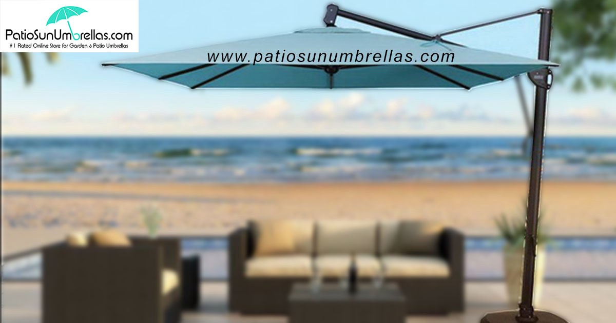 The Importance Of Patio Umbrella U2014 What Should You Before Buying