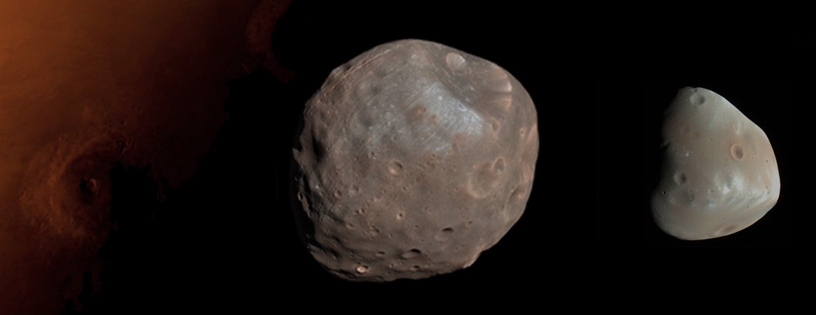 Moons of the Solar System: Phobos and Deimos – TeamIndus ...