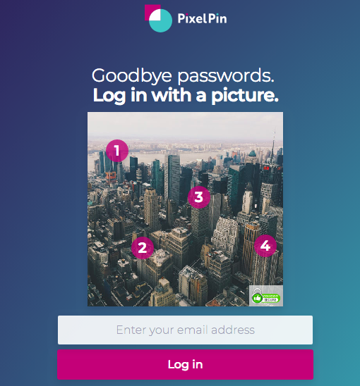 How to change your picture if you are using PixelPin authentication on the website.