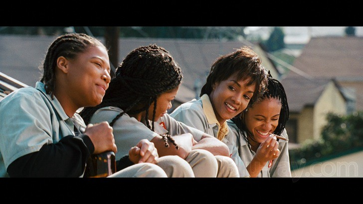 set it off characters