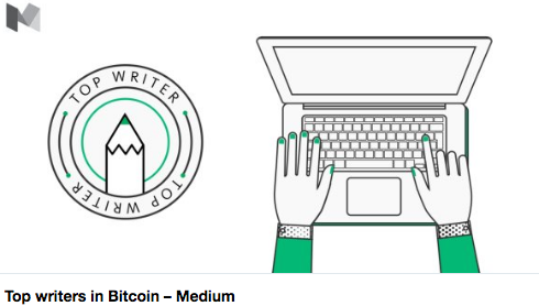the six things i did to become a ldquo top writer rdquo on medium in bitcoin