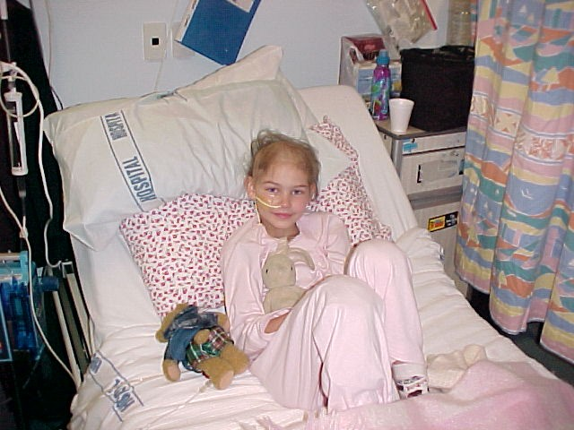 Cancer Before I Even Knew What It Was Jessica Quinn
