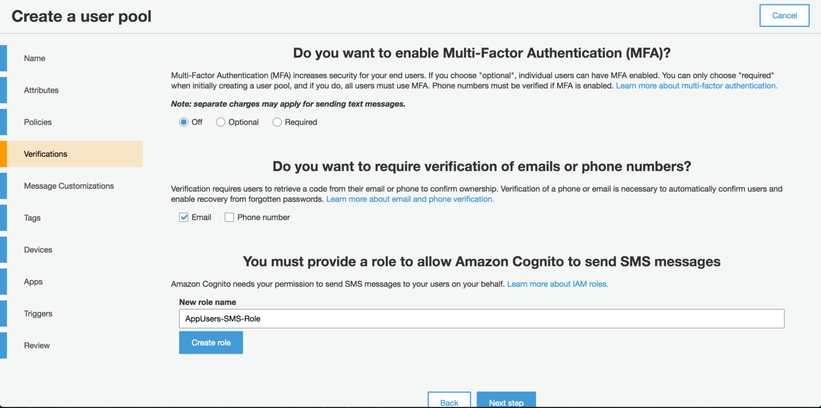 What does cognito mean