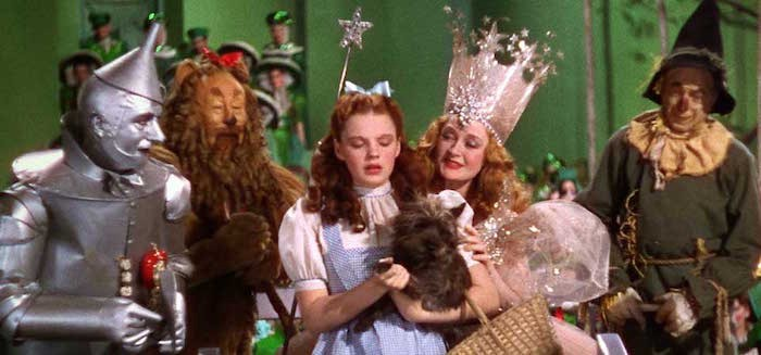 Archetypes The Wizard Of Oz Part Two Go Into The Story