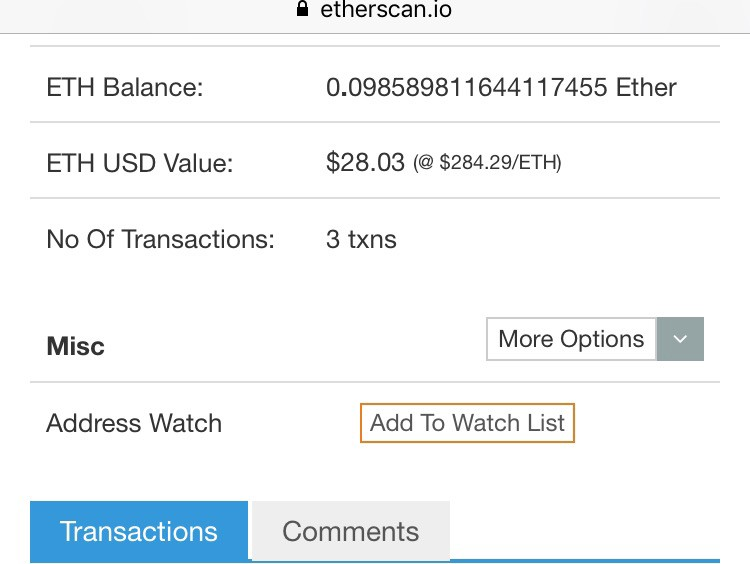 what cryptocurrencies can you buy with eth wallet
