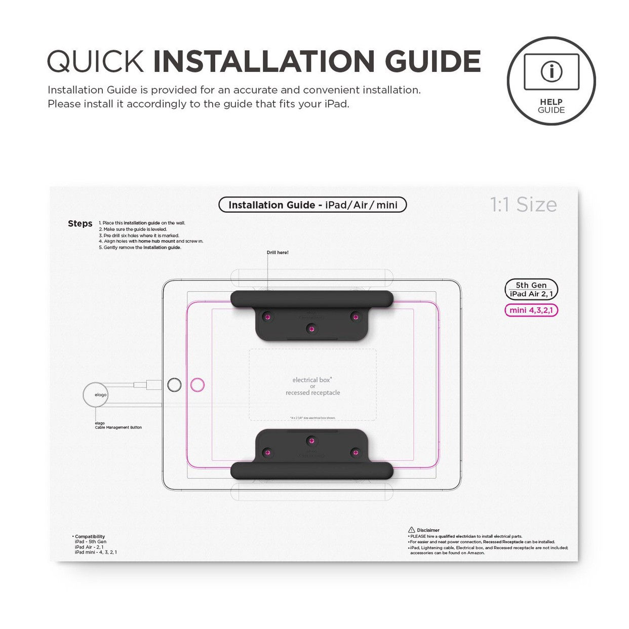Wall Mounted Ipad Hub Smart Home Thoughts Medium Installing Lighting How To Install A New Electrical Installation Was Really Easy And With The Being Close An Existing Power Point Built In Usb Socket I Able Use Short