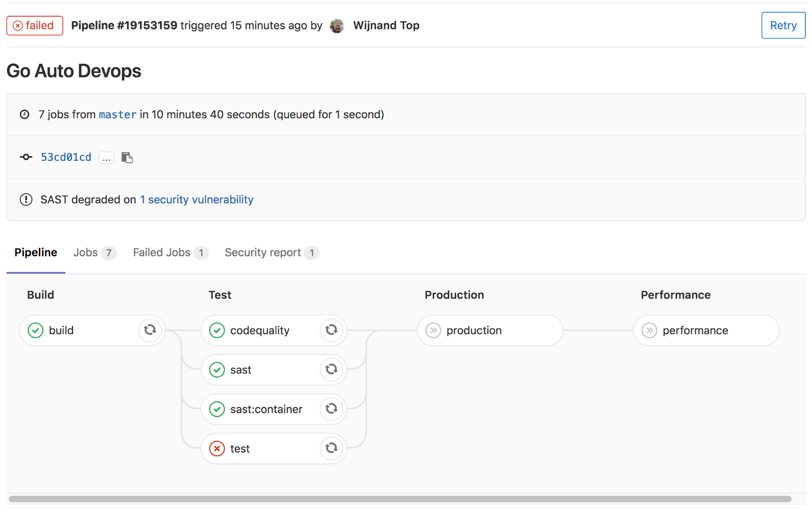 GitLab's Auto Devops: Java spring boot with quality control to production in minutes!