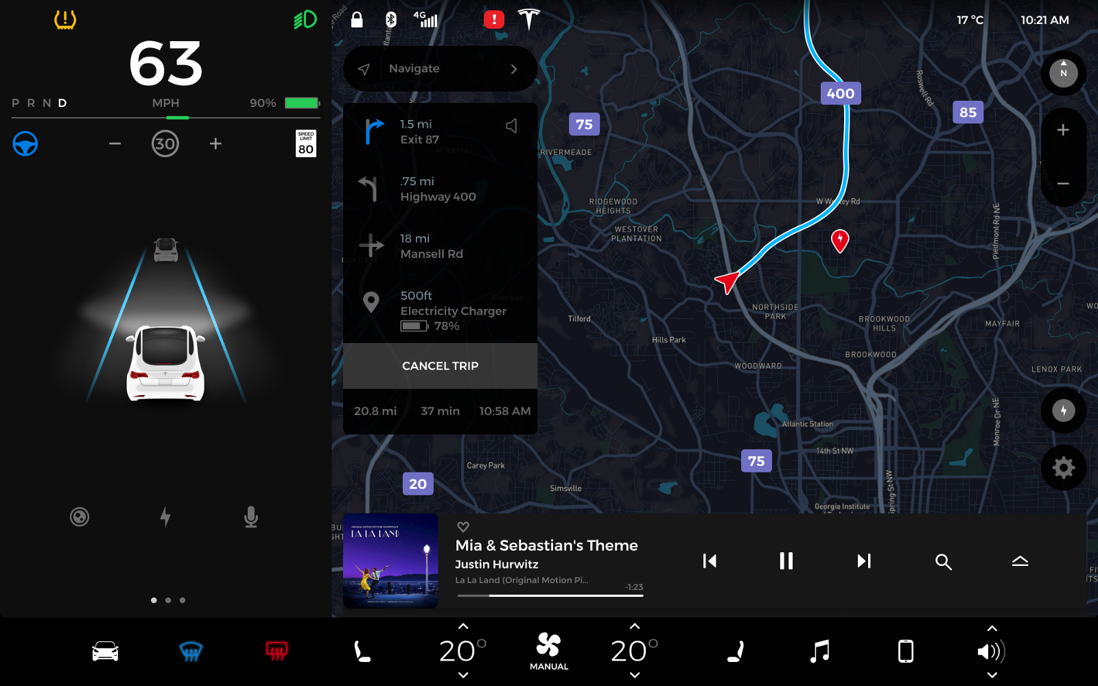 What Tesla's Model 3 UI reveals about its vision for the ...