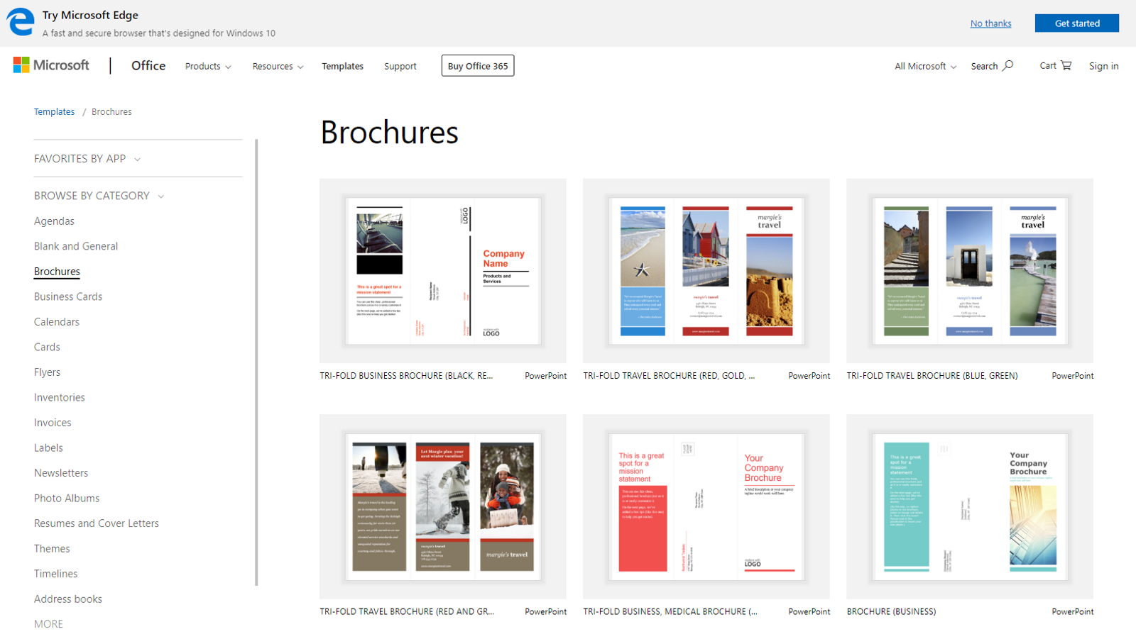 5 awesome free online brochure maker that actually work