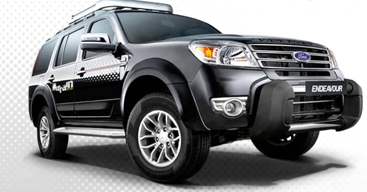 ford suv autoportalcom    popular suvs  ford india