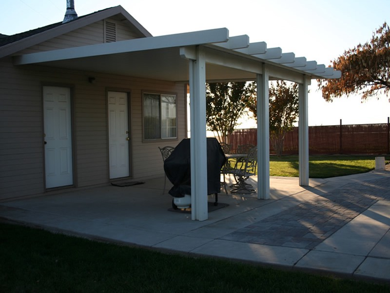 You Can Get Alumawood Lattice Patio, Or You Can Have Full Patio Cover  Design. Alumawood Is Almost A Maintenance Free Material That Can Work For A  Long Time.