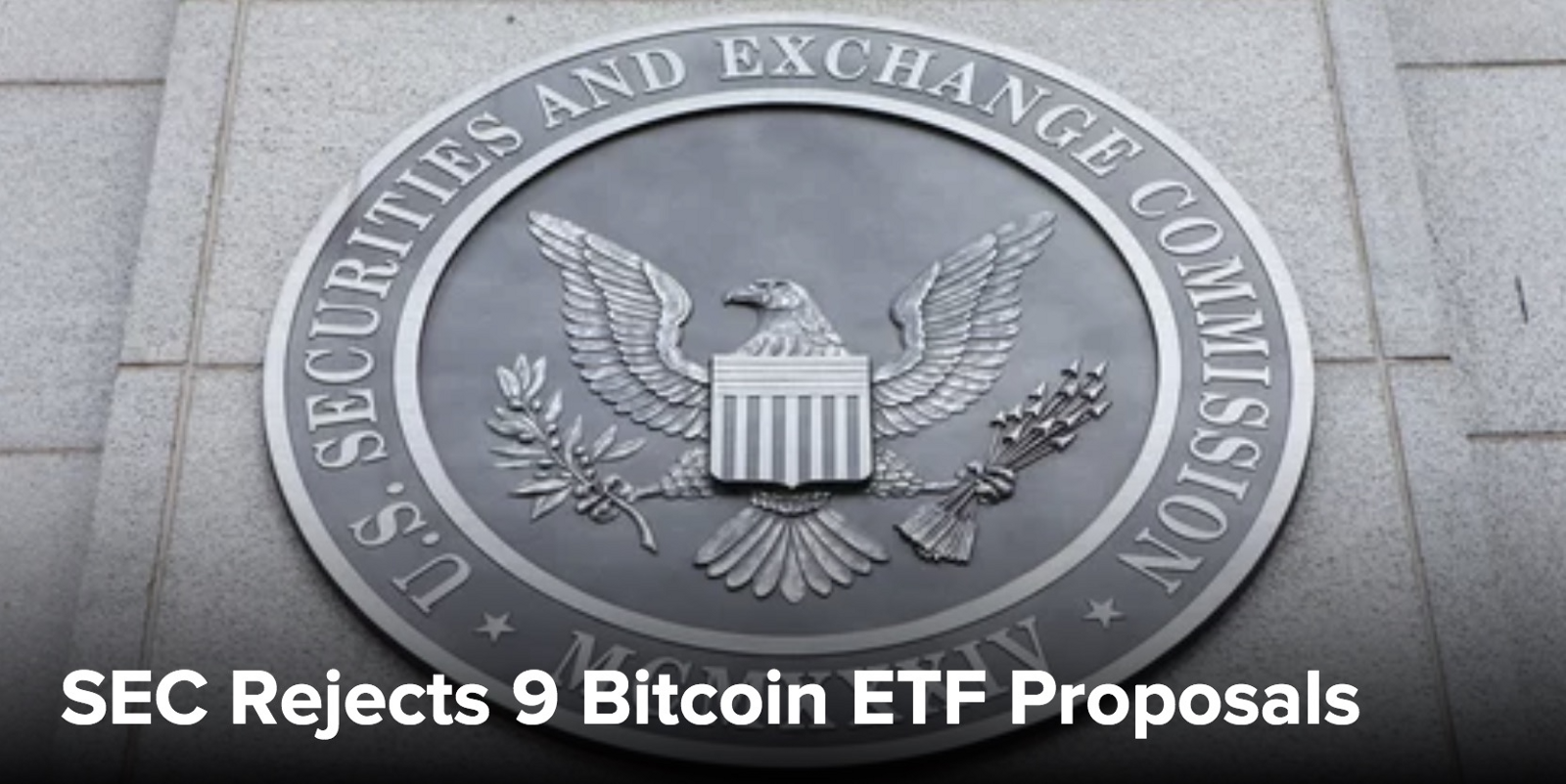 9 Bitcoin Etfs Proposals To Be Reviewed Again By The Sec 29 August 2018