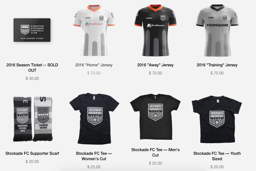 40d02e521 What you re missing by not being in Stockade FC s online store right now!  http   www.stockadefc.com store