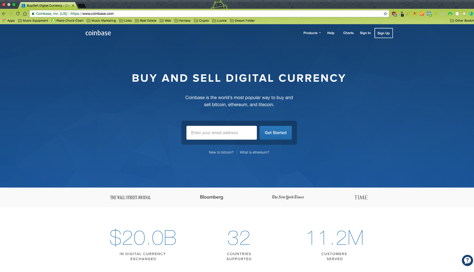 cryptocurrency website for sale