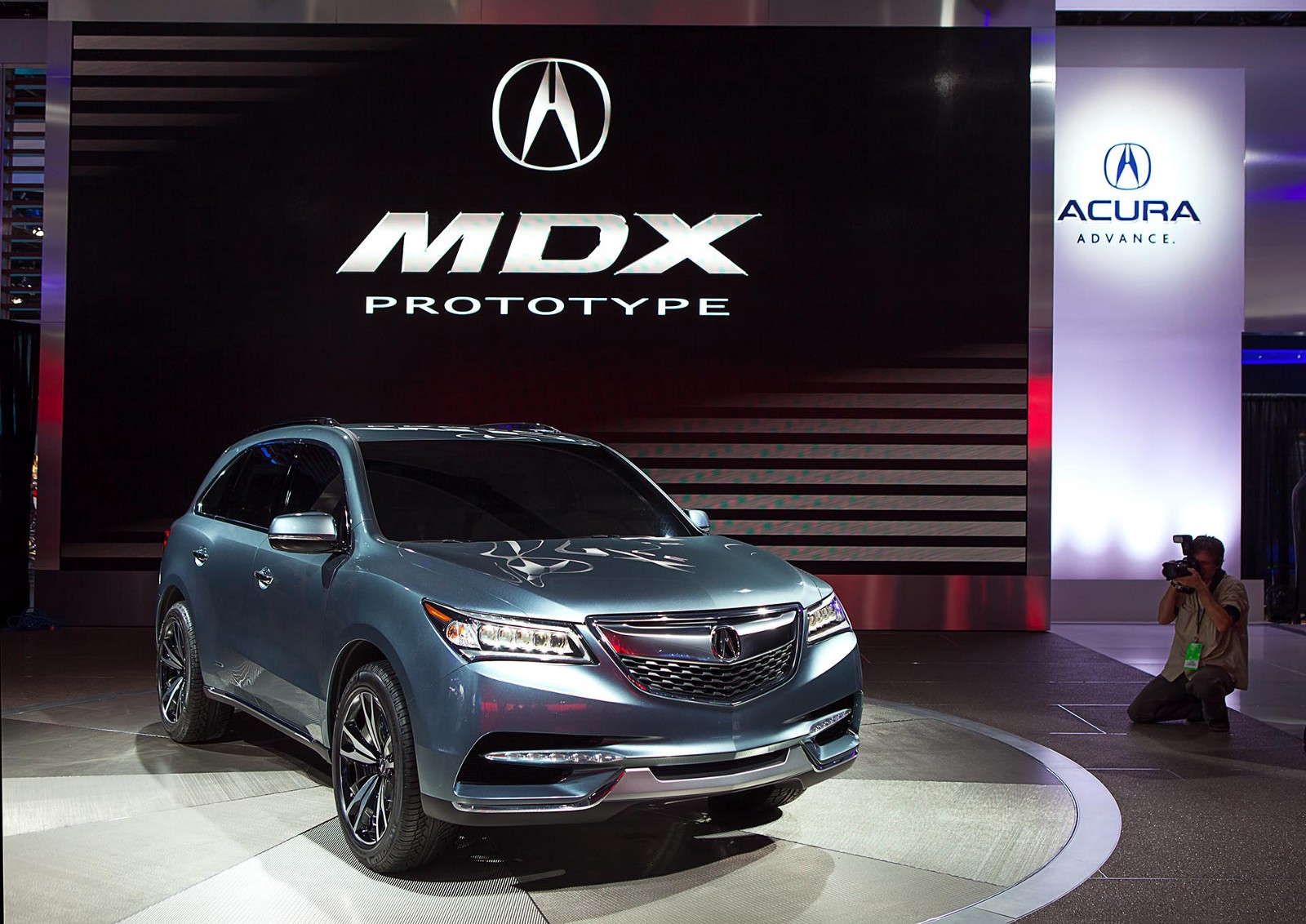 New Features And Tech Of The 2016 Acura Mdx