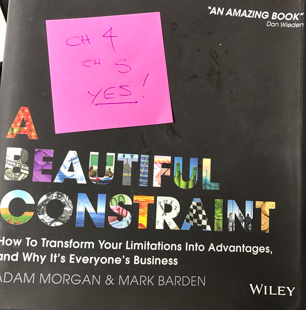 Insights from seven altMBA books – It's Your Turn