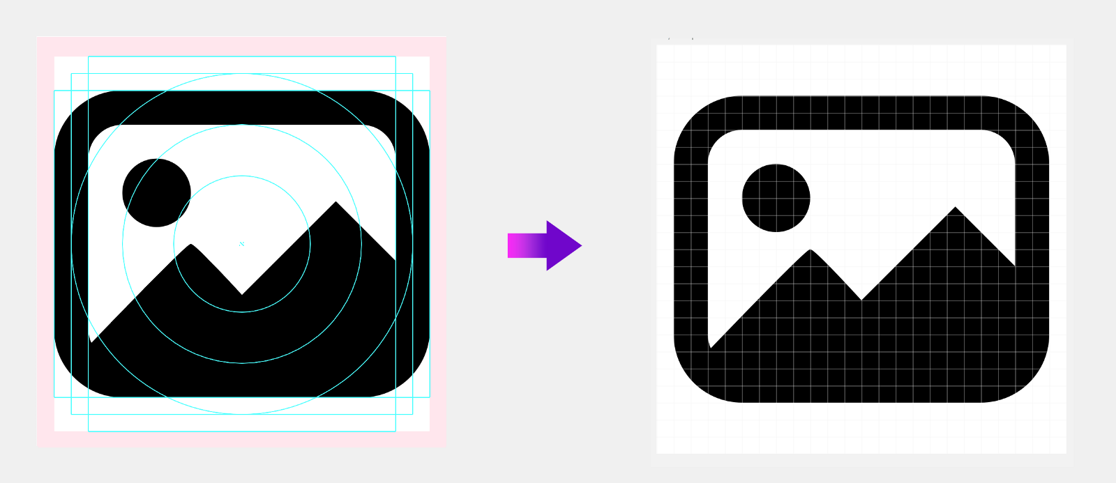 Preparing And Exporting Svg Icons In Sketch Design Sketch Medium