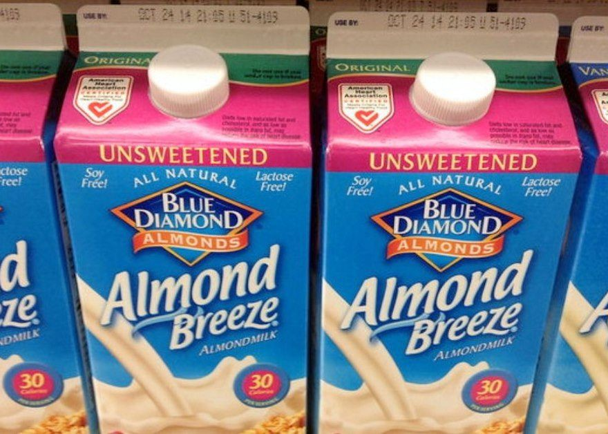 If Anyone You Know Buys Almond Milk, Tell Them To Stop—Here's Why