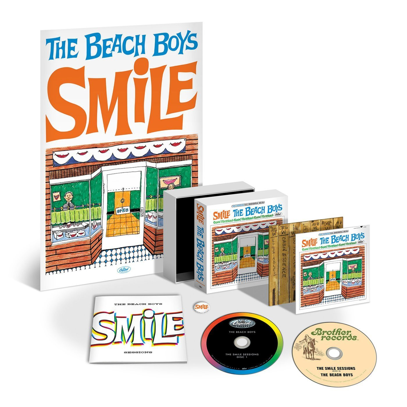 Surf S Up On Al Jardine S Bombshell Smile Revelation