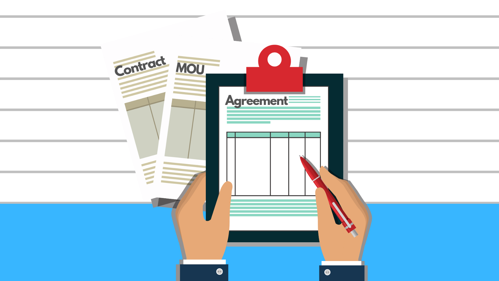 Partnership Agreements Mous Becoming More Common For Collaborative