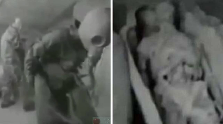 Project ISIS year 1961—The Alien Mummy found by the KGB in Egypt (video)