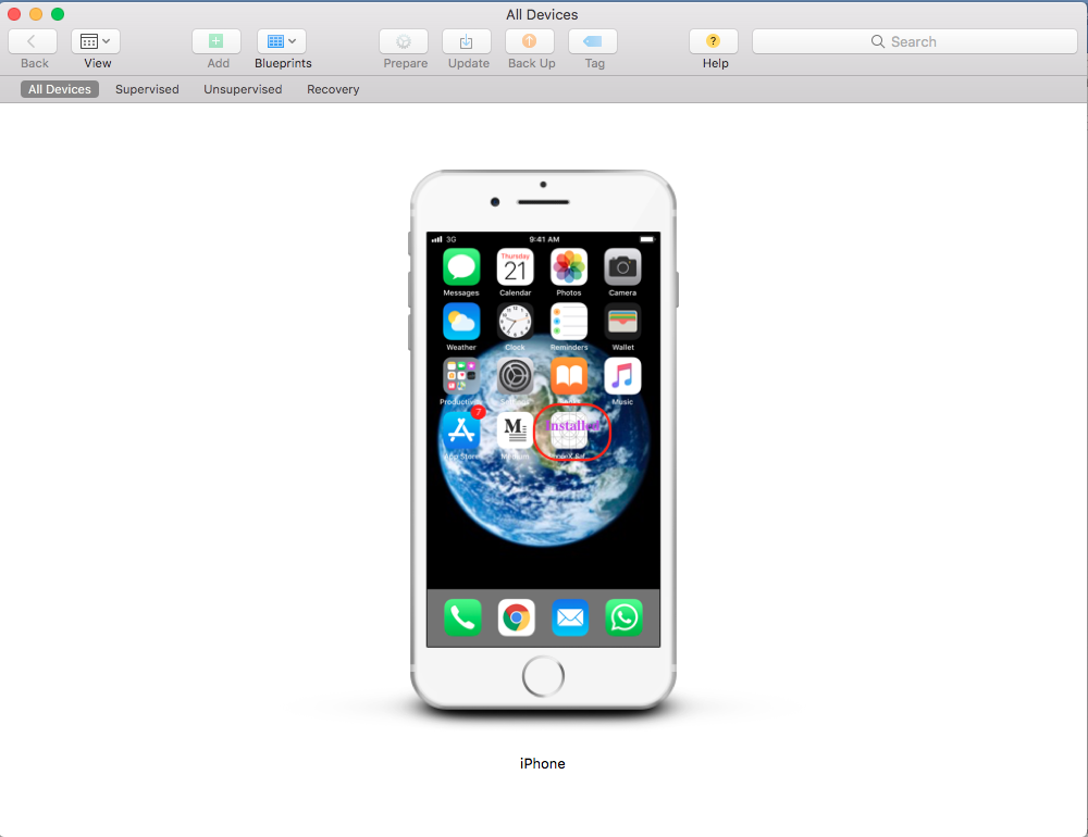 Latest itunes 127 removed the apps option how to install ipa on app installed malvernweather Image collections