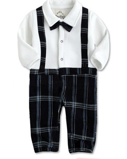 Smartest Dress For Your Little Boy Which Comes In Navy Blue And White Stripes This Fashionable Romper Is Perfect First Birthday