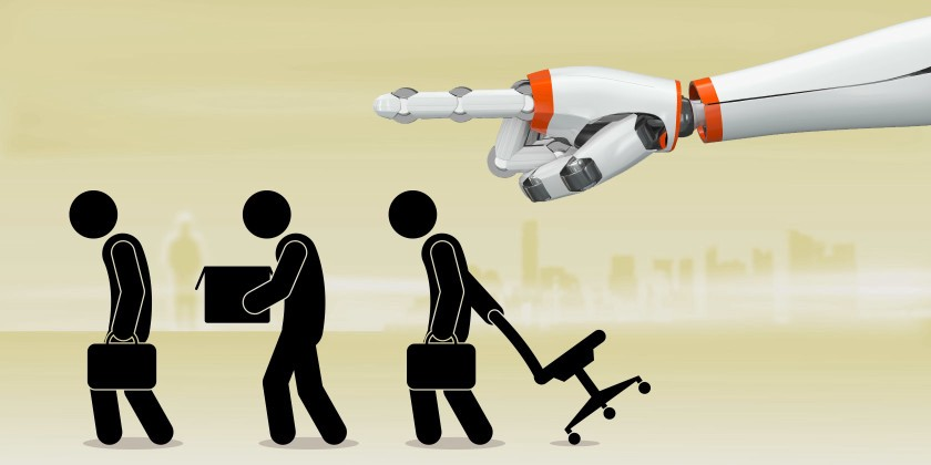 How Regular Professions will be Killed by Blockchain and Machine Learning?
