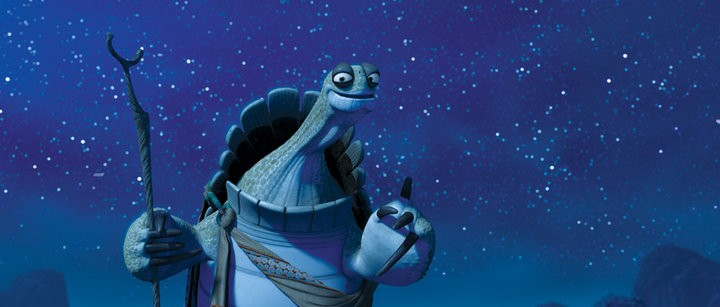 Analytic Wisdom From Master Oogway