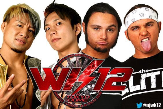 Image result for WK 12 R3K vs. Young Bucks