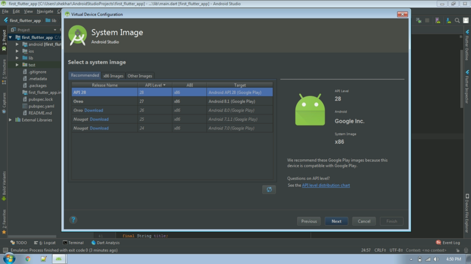 Create and Configure Android Virtual Device (AVD) in Android Studio