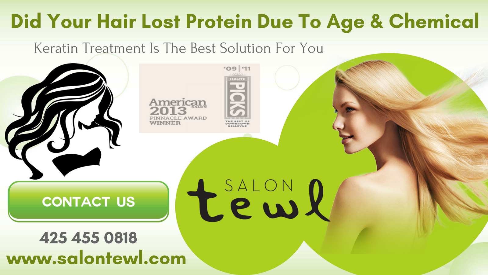 Keratin Smoothing Treatment And Hair Stylist In Bellevue