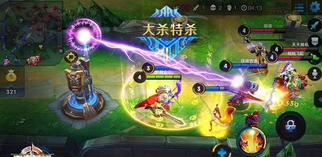 Tencent Games Mobile | Games World