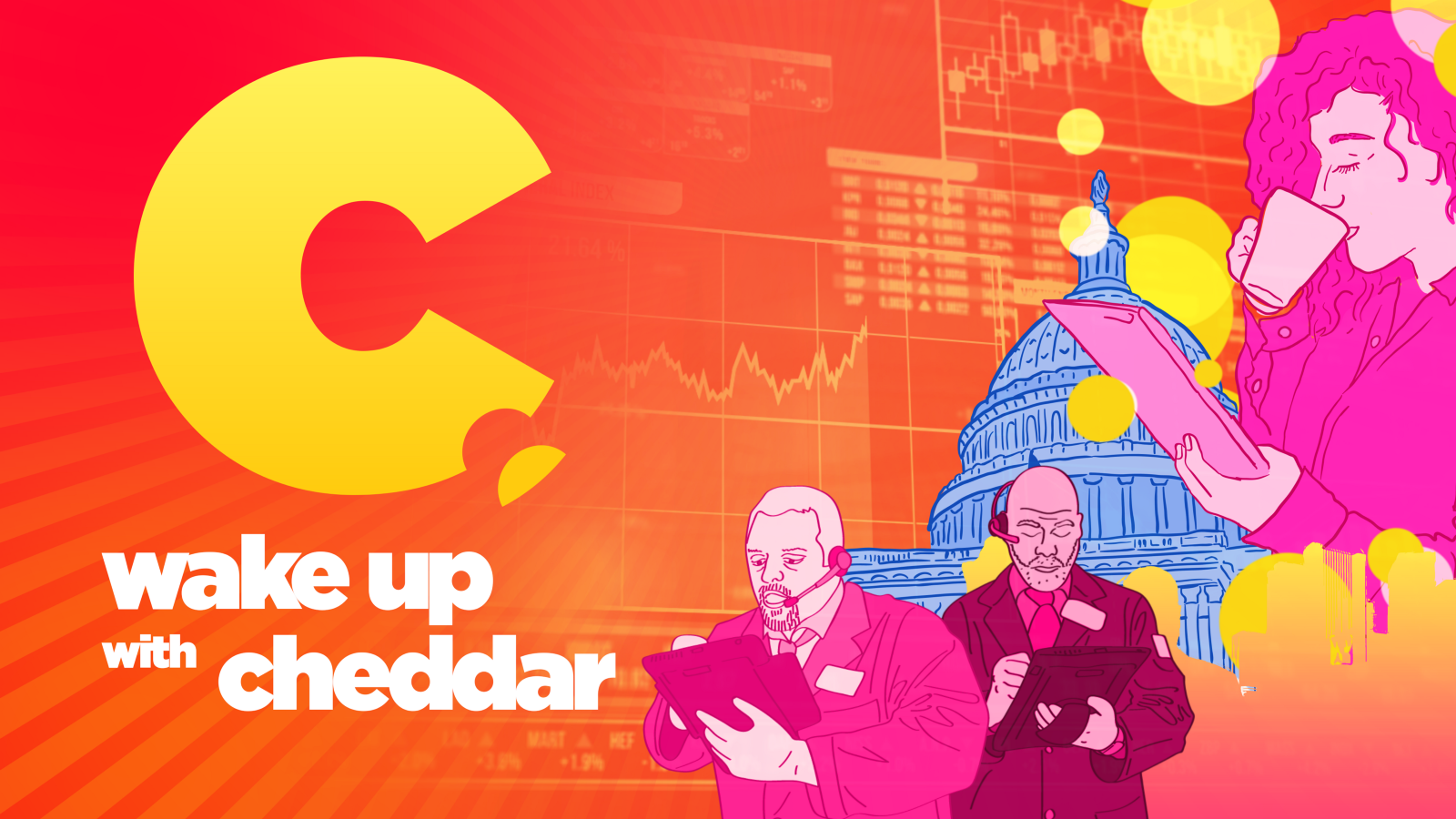 Cheddar Moves Start of Live Broadcast Day to 7 am EST